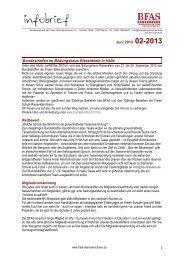 Infobrief 2-2013 - BFAS