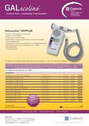 GALecoline® DOPPLER - Galexis.com