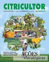 n1 - ações estratégicas revista do citricultor - Fundecitrus