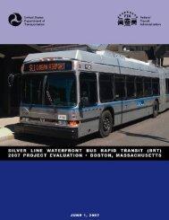 MAX Evalutation Guidelines - Federal Transit Administration - U.S. ...