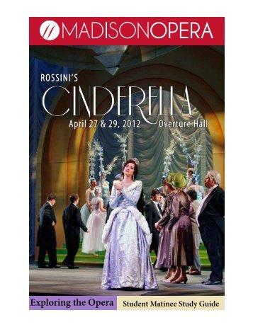 Cinderella - Madison Opera