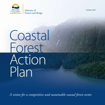 Coastal Forest Action Plan