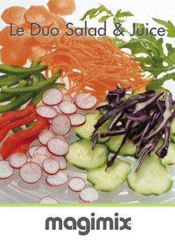 Le Duo Salad & Juice - M6 Boutique