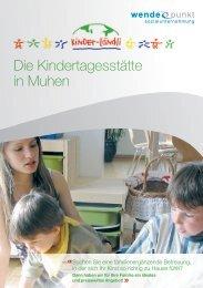 Die Kindertagesstätte in Muhen - Firma-web.ch
