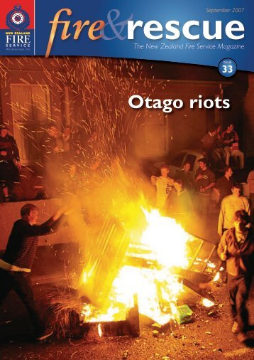 Download PDF: Issue 33 - New Zealand Fire Service