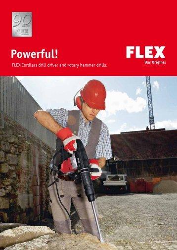 Powerful! - FLEX