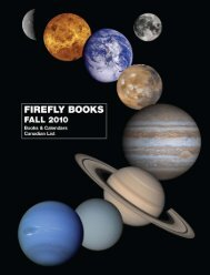 Canadian Adult Catalog PDF - Firefly Books