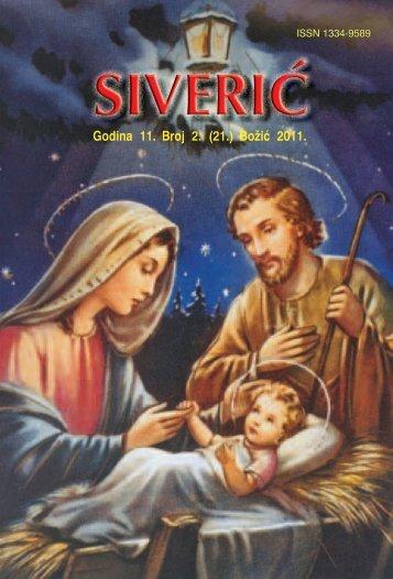 Godina 11. Broj 2. (21.) Božić 2011.