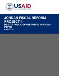 Health Public Expenditure Perspective Working Paper - Frp2.org