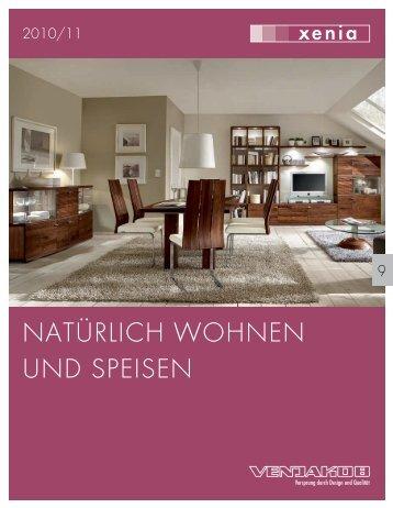 Venjakob Programm Xenia-Broschüre als PDF ... - Flamme Möbel