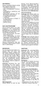 Bedienungsanleitung - Champex-Linden - Page 3