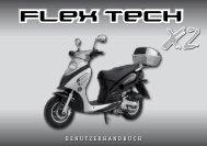 BENUTZERHANDBUCH - Flex Tech