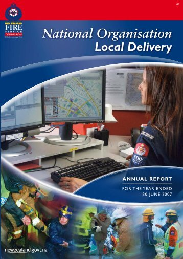 Download PDF: Annual report for the year ended 30 June 2007