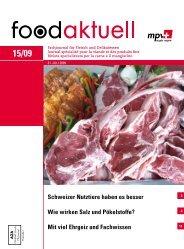 foodaktuell 15 2009 druck - Foodaktuell.ch