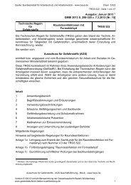 TRGS 522 Raumdesinfektionen mit Formaldehyd - Gewerbeaufsicht ...