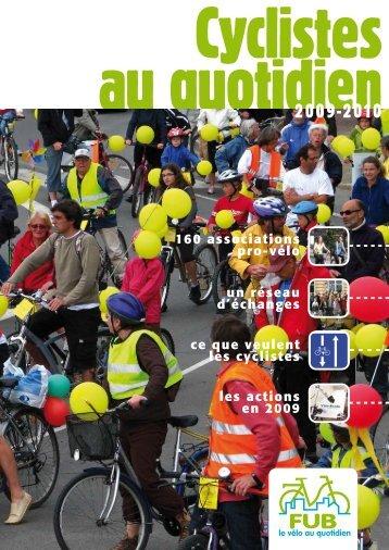 Cyclistes au quotidien - Fédération française des Usagers de la ...