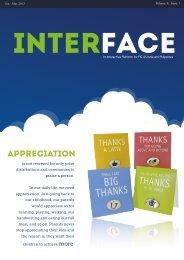 Appreciation - FIS