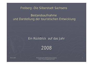 Freiberg -Die Silberstadt Sachsens ... - Freiberg-Service