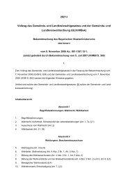 Vollzug des Gemeinde - Freie Wähler Bayern