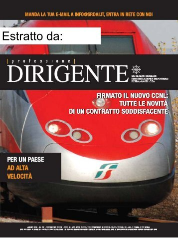 FS: al servizio del Paese - Ferrovie dello Stato
