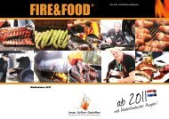 PDF anzeigen - Fire & Food