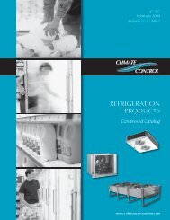 Climate Control Condensed Catalog - Fox Appliance Parts of Macon ...