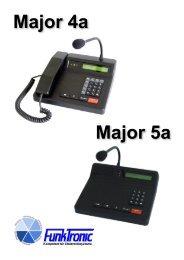 Major 4a Major 5a - Funktronic