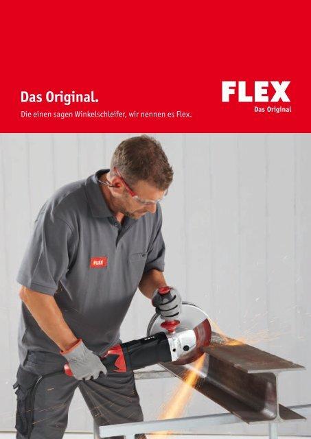 Winkelschleifer - FLEX