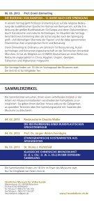 Vortragsprogramm als PDF-Datei zum Download und Ausdrucken. - Seite 2