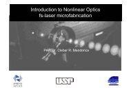 Nonlinear Optics - Fotonica.ifsc.usp.br - USP