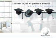 Entdecken Sie, wie wir potenzielle Investoren unter unseren ... - FRM