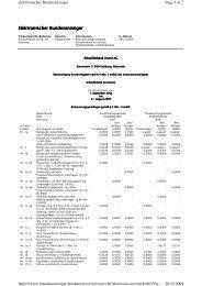 bundesanzeiger liquidation