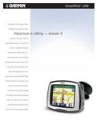 Adventure is calling — answer it - Garmin