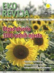 Eko revija broj 9 - Fond za zaštitu okoliša i energetsku učinkovitost
