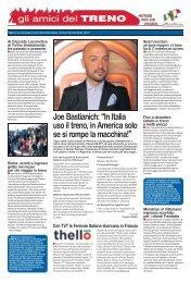 In Italia uso il treno, in America solo se si rompe la ... - FSNews