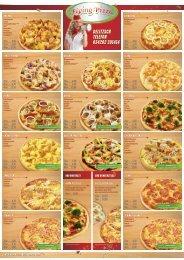 PDF Speisekarte zum Download - Flying Pizza