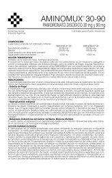 aminomux liofiliz prosp 9/05 - Gador SA