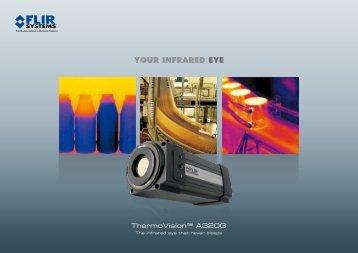 YOUR INFRARED EYE - Flir Systems