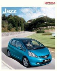 Brochure - Honda