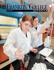 new sum10 franklin reporter - Franklin College