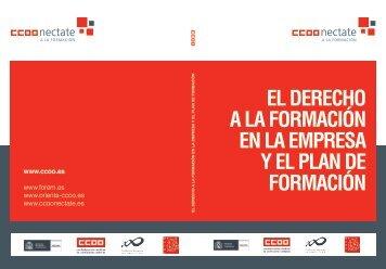 El derecho a la formación en la empresa y el plan de ... - Forem