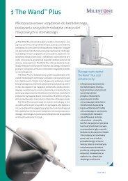The Wand™ Plus - FM Dental Produkty Dla Stomatologii