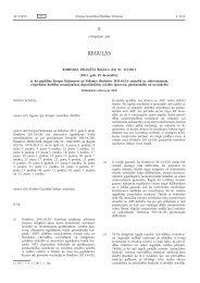 Komisijas Dele??t? regula (ES) Nr. 231/2013 (2012. gada 19 ... - FKTK