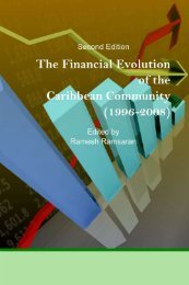 PDF - Caribbean Centre for Money and Finance