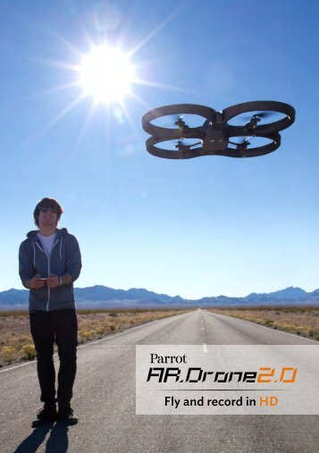 Fly and record in HD - Flying Toys Ltd