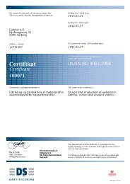 Certifikat - Gabriel