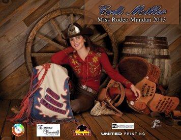 Codi Miller - Mandan Rodeo Days