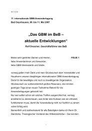 PDF-Datei, 38 kb - GBM