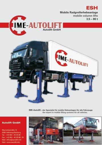 80 t - IME Autolift - Startseite
