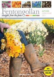 AUTUMN CATALOGUE 2011 10% DISCOUNT ONLINE - Flowerfarm